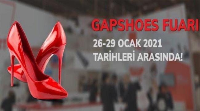 GAPSHOES Yaz Fuarı 26 Ocak'ta açılıyor