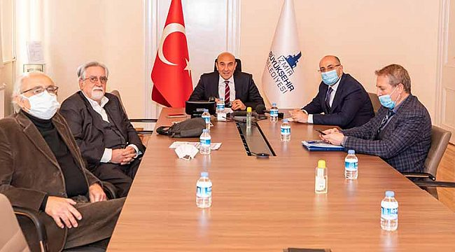 İzmir'de UNESCO için çalışmalar başlıyor