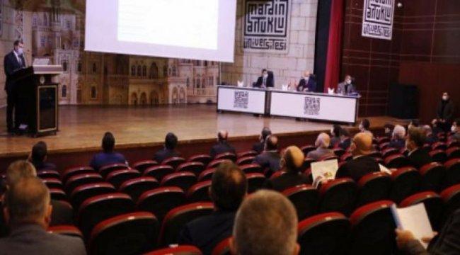 Mardin'de yılın ilk İl Koordinasyon Kurulu toplandı