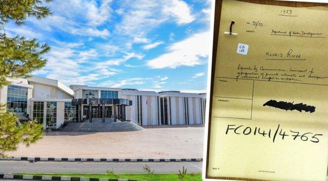 Birleşik Krallık'taki Kıbrıs evrakları araştırmacılara açıldı