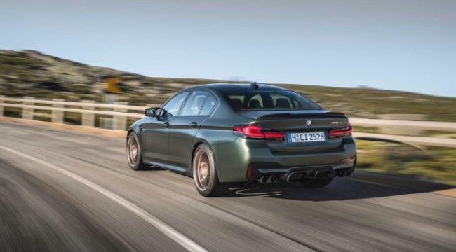 Yeni BMW M5 CS satışa çıkıyor