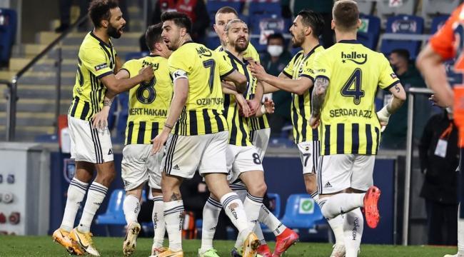 Fenerbahçe 5 eksikle Alanya'da