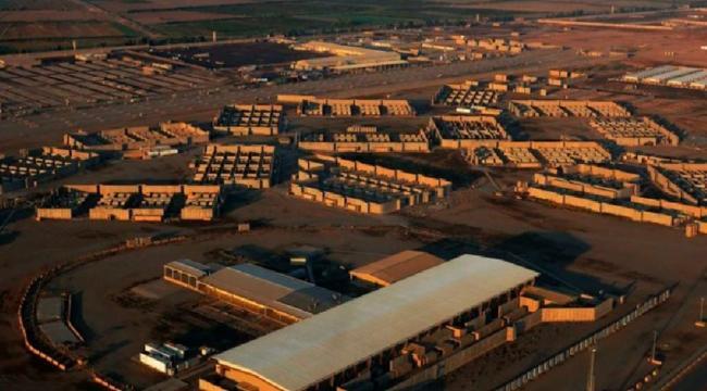 Irak'taki hava üssüne roketli saldırı!