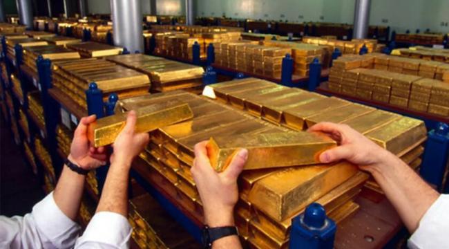 Merkez Bankası Başkanı Şahap Kavcıoğlu Türkiye'nin altın rezervini açıkladı