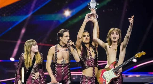 65'inci Eurovision Şarkı Yarışması'nın birincisi belli oldu
