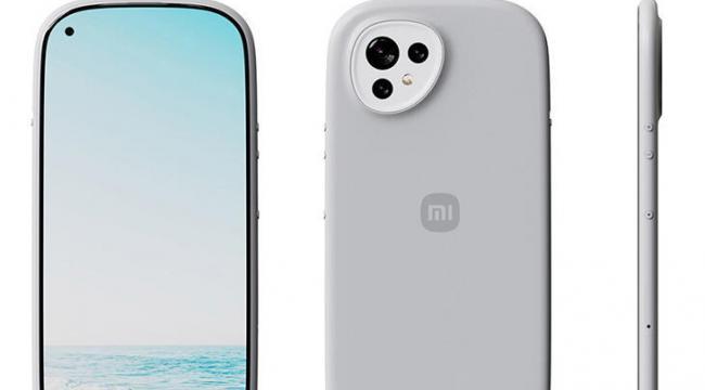 Xiaomi yeni akıllı telefon konseptiyle dikkat çekti