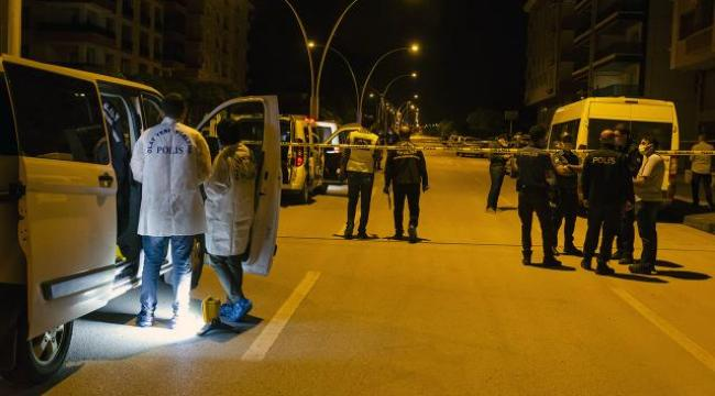 Ankara'da polis ekiplerine bıçaklı saldırı
