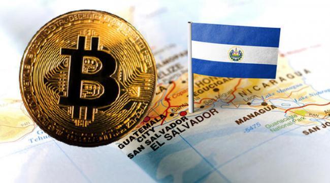 El Salvador Bitcoin'i resmi para birimi ilan eden ilk ülke oldu