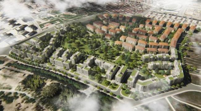 Esenler Akıllı Şehir projesi hayata geçiyor! Esenler Türkiye'nin ilk akıllı şehri ve teknoloji üssü olacak