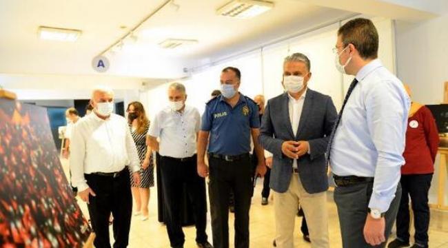 Antalya'da 15 Temmuz fotoğraf sergisi açılıyor