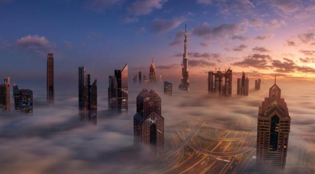 Dubai'de yapay yağmur teknolojisiyle yağmur yağdırıldı