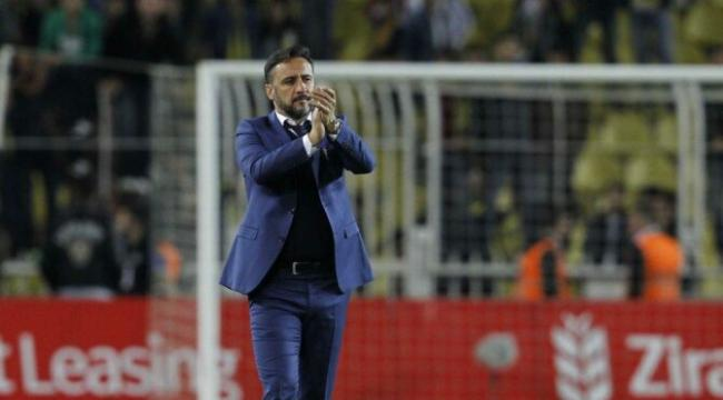Fenerbahçe'de teknik direktör Vitor Pereira 5 ismin biletini kesti