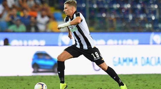 Galatasaray Jens Stryger Larsen için Udinese ile prensip anlaşmasına vardı
