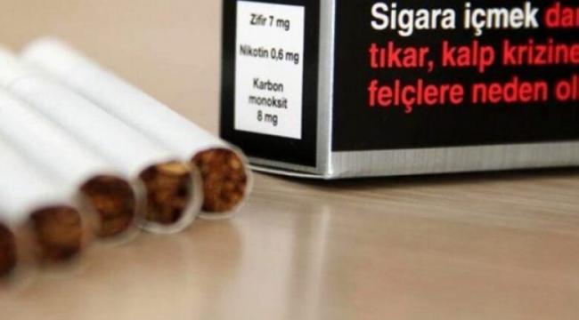 Puro ve sigarillolarda yeni ÖTV oranı açıklandı