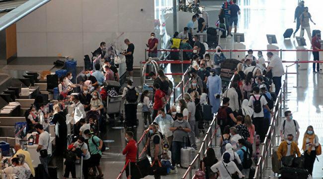 Türk Hava Yolları geçen hafta günlük bin 268 uçuşla Avrupa 2'ncisi oldu