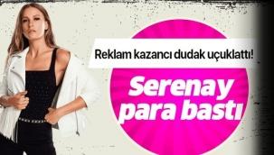 Serenay Sarıkaya'dan milyonluk reklam anlaşması!