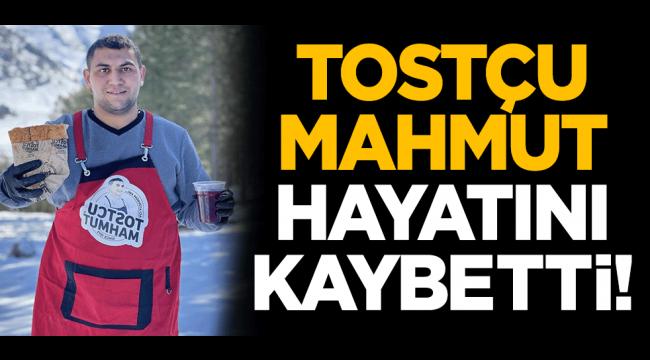 Tostçu Mahmut lakaplı Anıl Kurt, trafik terörüne kurban gitti!