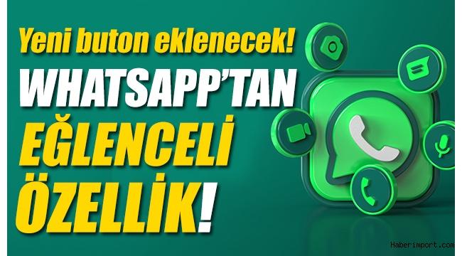 WhatsApp'ta fotoğraflar sticker'a çevrilebilecek!