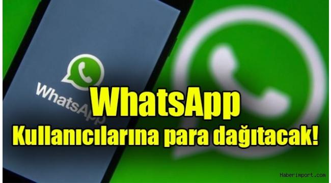 WhatsApp'ta para iadesi dönemi başlatılıyor!