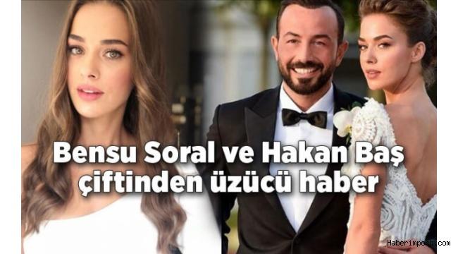 Bensu Soral ile Hakan Baş evlilikleri tek celsede bitti!