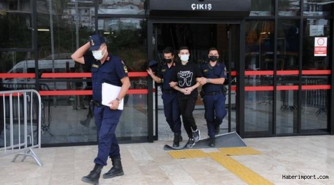 Cezaevi firarisi şahıs Alanya'da trafik kontrolünde yakalandı