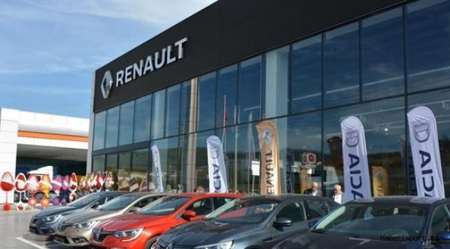 Renault çip krizi sebebiyle Bursa'da ki fabrikasını üretime kapatıyor