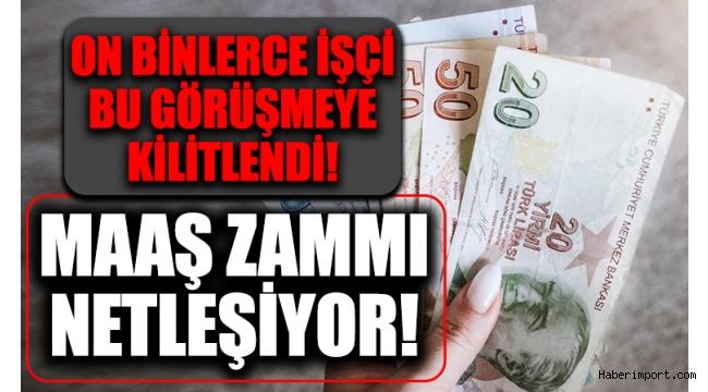 Türk Metal ile MESS arasında toplu sözleşme 127 bin işçinin kaderini belirleyecek!